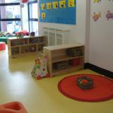 Cygnets block and toy area